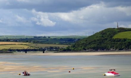 Cycling Cornwall's Camel Trail