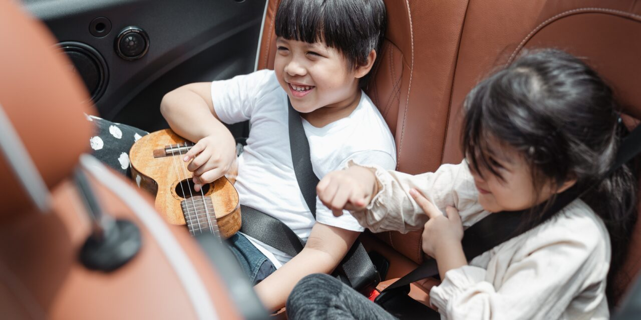 Tips and Tricks to Make a Road Trip with the Kids Much Easier