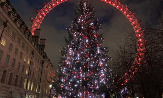 5 Best UK Christmas Days Out
