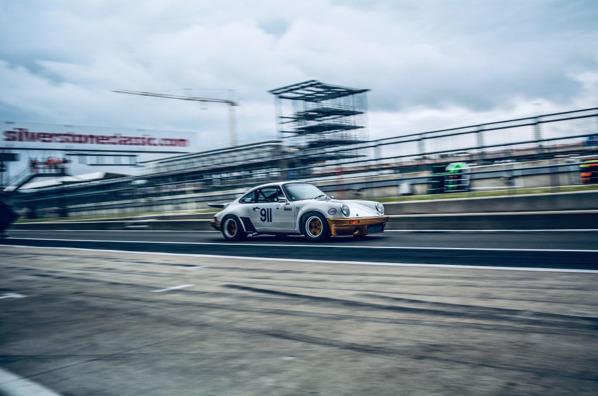 Silverstone Is a Legendary Racetrack